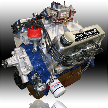 Ford Classic on Small Block Chevy Engines